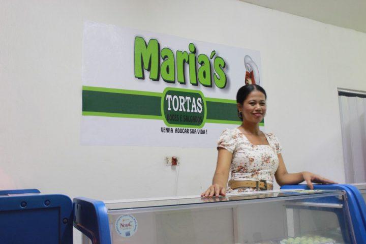 Fala aí: Maria's Tortas