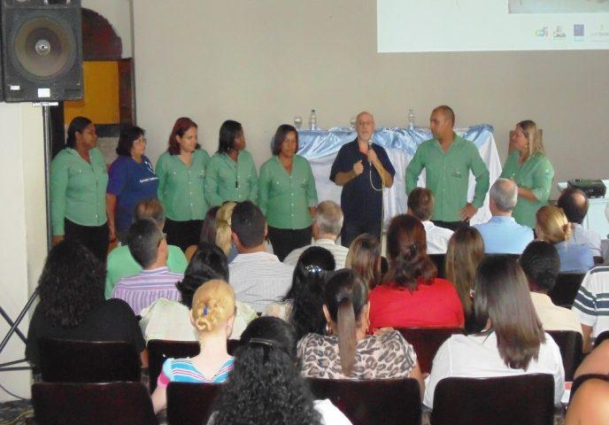 Resultados do 1º Ciclo do Programa Conexão em Maragojipe