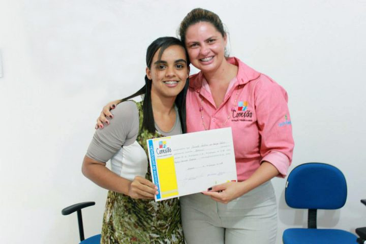 Empregabilidade: Daniela Paulina (Jovem Contratada)