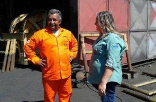 Entrevista com o empresário Juceli Nunes, da Empresa União