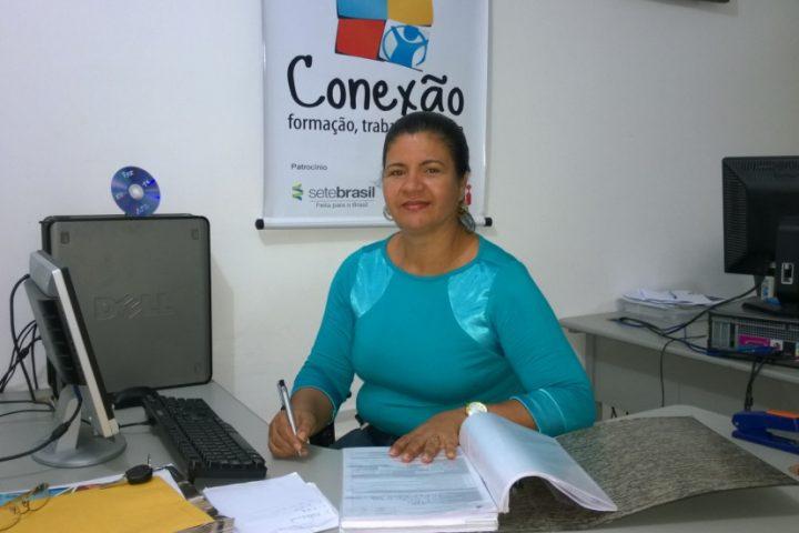 Depoimento de Marlene Pestana, Pedagoga e voluntária do Conexão