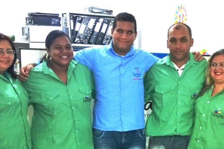 Jovem Aprendiz é efetivado no Consórcio Estaleiro Paraguaçu