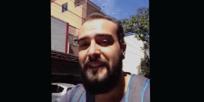 """Lucas Alves fala sobre """"vida e trabalho, um só valor"""""""