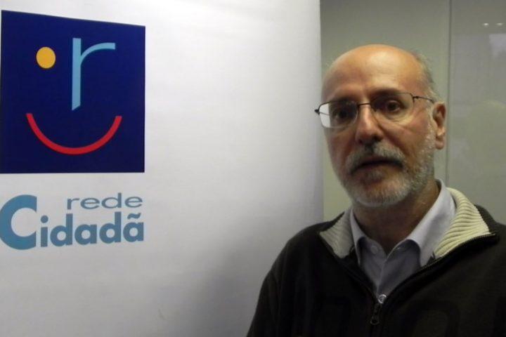 Fernando Alves explica significado da marca Rede Cidadã