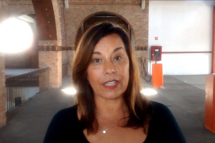 """Liege Ribeiro fala sobre """"vida e trabalho, um só valor"""""""