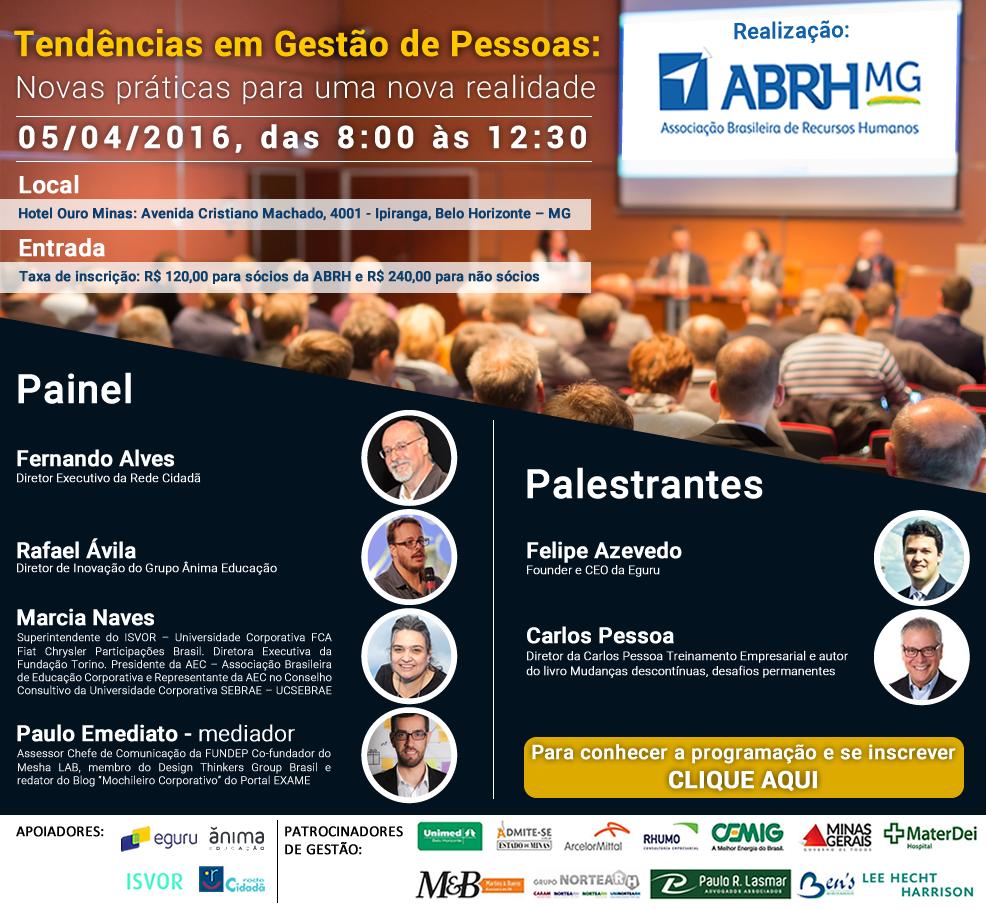 convite ABRH