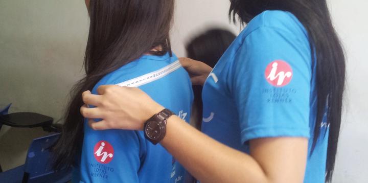 Lojas Renner e Rede Cidadã: uma parceria que dá pano pra manga