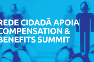 Rede Cidadã apoia Compensation & Benefits Summit