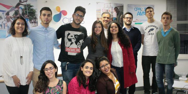 Aprendiz da Rede Cidadã é destaque no Jovens Jornalistas
