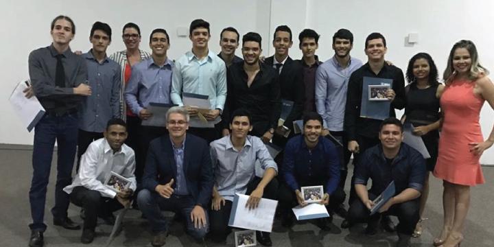Projeto Jovem Técnico MV forma sua primeira turma