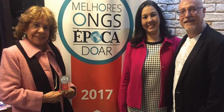 A Rede Cidadã é uma das Melhores ONGs do Brasil!