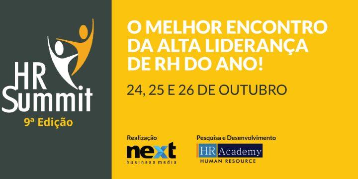 9ª edição do encontro HR Summit