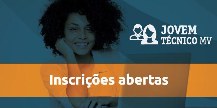 Programa Jovem Técnico MV abre inscrições em Recife