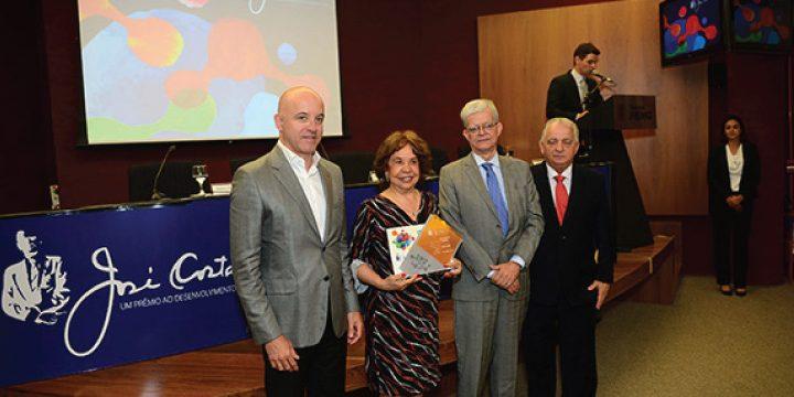 Rede Cidadã recebe Prêmio José Costa 2017