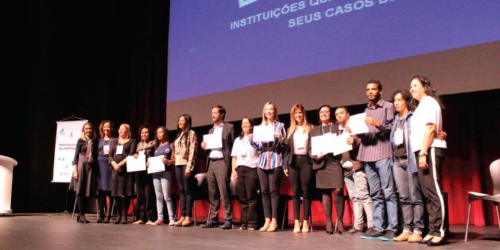 Mobilização pela Aprendizagem debate a condição do jovem trabalhador no Brasil