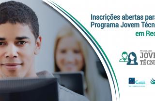 Inscrições abertas para o Programa Jovem Técnico MV em Recife