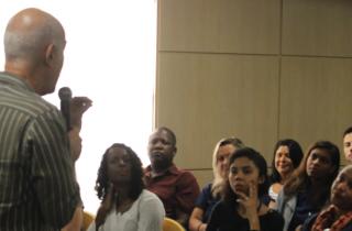 Rede Cidadã promove palestra sobre espiritualidade nas organizações