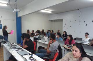 Parceria entre Recode e Rede Cidadã promove formação em tecnologia para educadores
