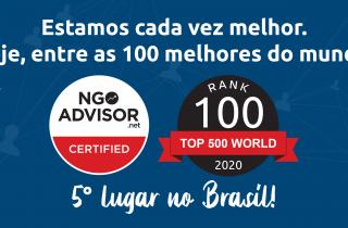 Rede Cidadã entre as 100 melhores do mundo