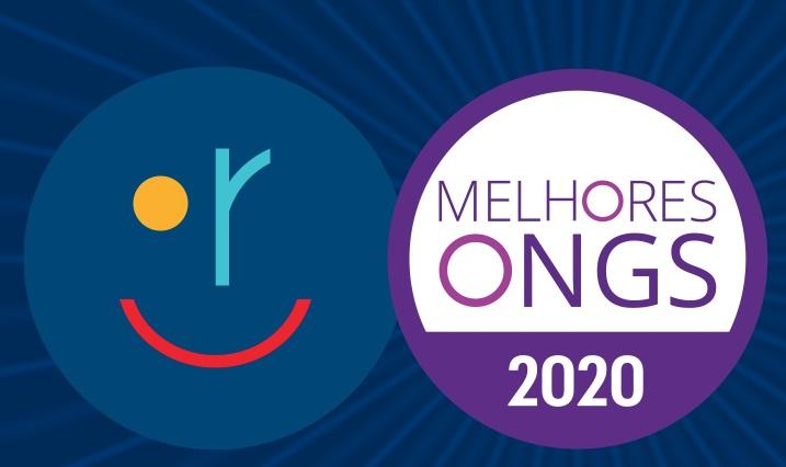 Somos uma das 100 Melhores ONGs do Brasil!