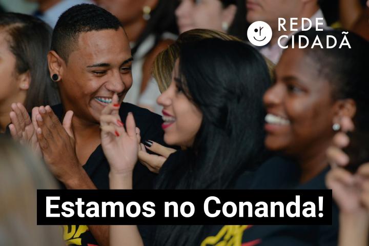 Rede Cidadã no CONANDA!