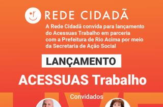 Rede Cidadã chega a Rio Acima (MG)