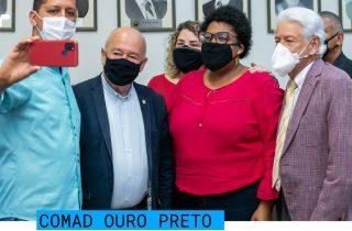Rede Cidadã no Conselho Municipal de Políticas sobre Drogas em Ouro Preto (MG)