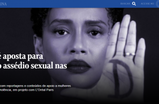 Educação é aposta para combater o assédio sexual nas ruas